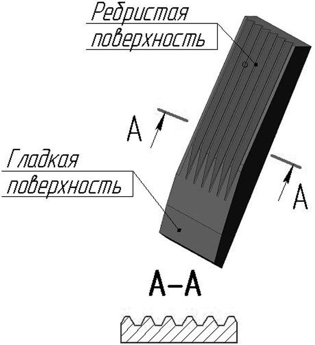 Щека ЩД 6М